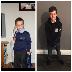 First day of Primary VS last day of Primary