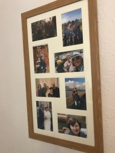 Picture frame gift